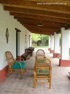 Galería de casas de campo en Argentina. Un diseño inspirador para las nuevas construcciones rurales