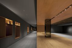 Mind Space is a multi-purpose art space in Beijing, designed to host reading salons, art exhibitions, events and parties.