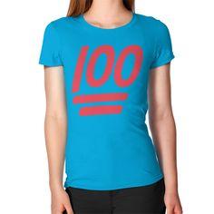 '100' Emoji Women's T-Shirt