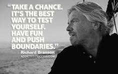76 Intelligent Richard Branson Quotes