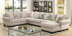 Skyler Transitional Sectional