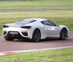 New Photos Of Mystery Ferrari Raise Fresh Questions