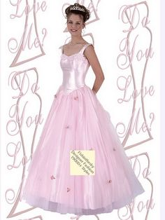 """If your prom dress looks like one of your old """"let's play dress-up"""" dresses from when you were five, you might regret it.  Five-year-old princess play time is over, darling, if you haven't figured that out by now...we might have a problem.  Welcome to the big leagues, sister!"""