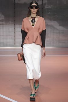 Marni Spring 2014 RTW - Review - Fashion Week - Runway, Fashion Shows and Collections - Vogue