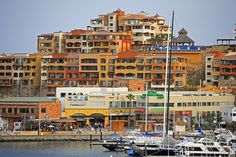 #Cabo San Lucas Marina - Walk around the Marina shop, grab lunch, drink and people watch.