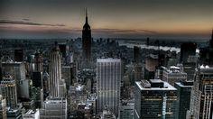 NEW YORK, USA, EVENING