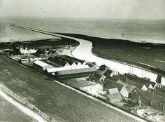 De Haven van Huizen ca. 1930.