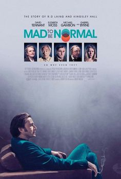 Mad to Be Normal | Movie Poster | 2017