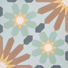 portugese-tegels -> VN Verde 14 - Designtegels