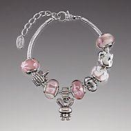 Easter Charm Bracelet by Lenox