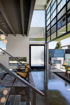 modern beach house scheme - Google Search