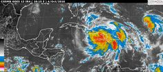 Ultimo reporte Huracán Matthew. Dernier rapport Ouragan Matthew. Last Hurricane Matthew report