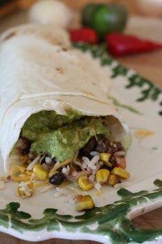 One Pot Burrito Dinn