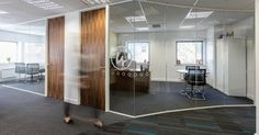 Interaction Case Study | Ultimate Finance | Corporate Director's Suite | Office Fit-out Bristol