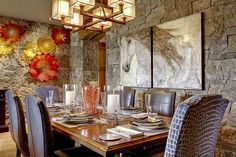 Get the best inspiration for your dining table! More at  http://insplosion.com/