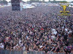 Wacken open air metal festival