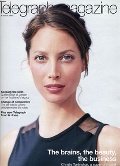 Christy Turlington photo 54 of 945 pics, wallpaper - photo - Christy Turlington, Maybelline, Stephanie Seymour, Linda Evangelista, Gisele Bundchen, Famous Models, 8th Of March, Cindy Crawford, Naomi Campbell