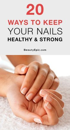 How to Make Your Nails Stronger: Here are some cool ways to keep your nails perfect as well as healthy.