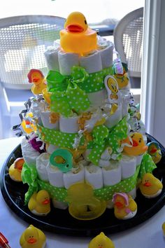 Perfect Idea for a baby shower!