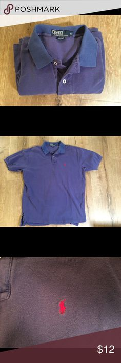Ralph Lauren Polo, Beautiful quality XL Nice classic.  Will last ten years Polo by Ralph Lauren Shirts Polos