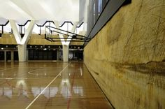 Multi-Purpose Sports Hall and Teaching Facility / PTW Architects