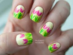 diy nail art with toothpick - Google Search