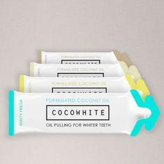 Coconut Oil Pulling: We Try Out The Latest Teeth-Whitening Craze  prima.co.uk