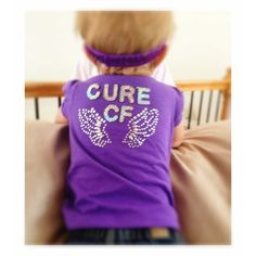 My Precious Baby Girl Is Waiting On A Cure!         @CaringBridge.org/kenziechrisman  Give Hope, Learn About Cystic Fibrosis..