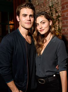Are Paul Wesley & Phoebe Tonkin Back Together?+#refinery29