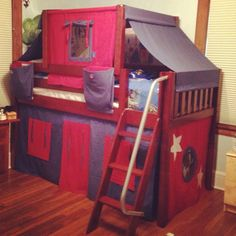 The Coolest Bed Ever!