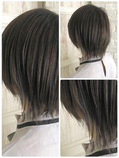 Cut My Hair, New Hair, Hair Cuts, Medium Hair Styles, Long Hair Styles, Shot Hair Styles, Aesthetic Hair, Grunge Hair, Cute Hairstyles