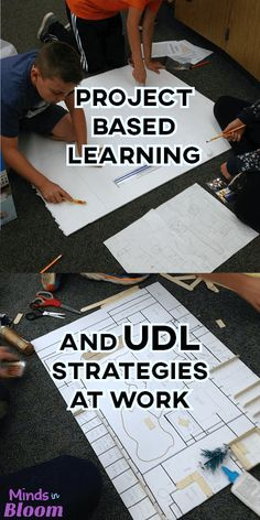 Universal Design for Learning, or UDL, is an instructional framework that promotes flexibility and individualized support for students. Learn how this mother-daughter duo is presenting a project-based learning activity using UDL strategies to their two classes of students of different ages and abilities!