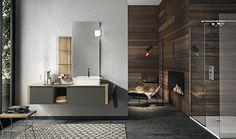 Italian bathroom Edoné: Giunone collection by Agorà Group