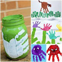 Finger Paint Art, Finger Painting, Handprint Art, Toddler Activities, Summer Fun, Crafts For Kids, Dead Pool, Monkeys, Kid Stuff
