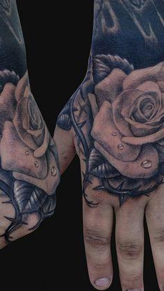 Najlepsze Obrazy Na Tablicy Tattoo On Hand Dłoń 125 Hand