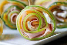 Cucumber Ham Rollsups8