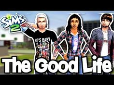 The Sims 2 The Good Life Lets Play: Part 5- All The Cute Things!