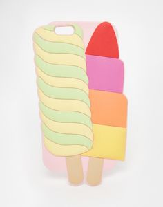 Image 1 of ASOS Walls Jelly iPhone 6 and 6s Case