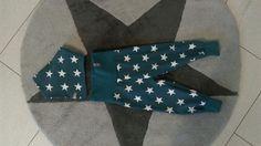 Stars and Stripes Pumphose mit Dreieckstuch