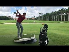 Golf Tips: Uneven Lies - Ball above your feet