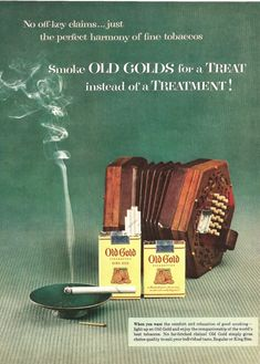 Vintage Tobacco/ Cigarette Ads of the (Page Retro Ads, Vintage Advertisements, Retro Advertising, Vintage Prints, Vintage Posters, Vintage Photos, Vintage Cigarette Ads, Pub Vintage, Magazine Ads