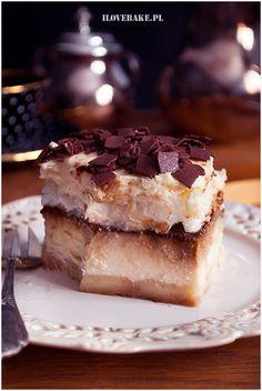 Mini serniczki w szklankach - I Love Bake Coffee Cheesecake, Food Cakes, Pavlova, Christmas Baking, Cheesecakes, Tiramisu, Cake Recipes, Sweets, Cooking