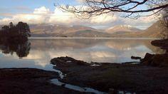 Derwent Water,  #LakeDistrict, Cumbria, UK #nationalpark