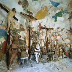 Sacro Monte di Varallo a Varallo Sesia (Vc) | Scopri di più nella sezione Itinerari del portale #cittaecattedrali