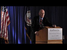 Lyndon LaRouche Discusses 'The Secret Economy'