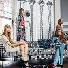 Holly Fulton x John Smedley Fashion Week Uk, London Fashion, Holly Fulton, Hottest Photos, Icon Design, Falling In Love, Knitwear, Women Wear, Shopping
