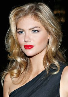 Over the past few months, Kate Upton has been on top of her beauty game, mixing Marilyn Monroe-esque makeup with Brigitte Bardot hair. Her l...