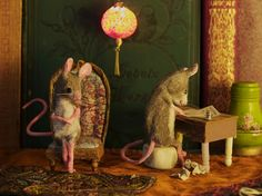 MousesHouses: July 2011