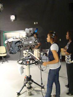 tv camera operator - Google Search
