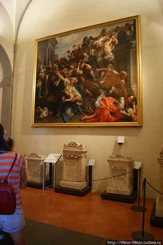 Шедевры галереи Уффици Флоренция, Италия